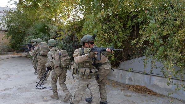Barış Pınarı Harekatı – TSK – Türk askeri - Sputnik Türkiye
