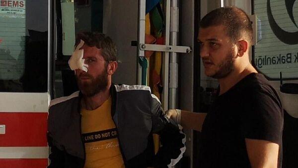 Balık tutarken gözüne saçma isabet etti  - Sputnik Türkiye