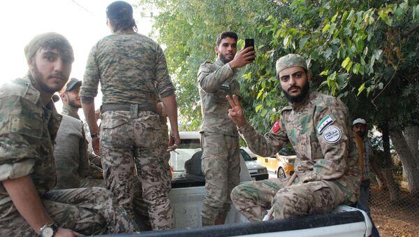 Suriye Milli Ordusu (SMO) - Sputnik Türkiye