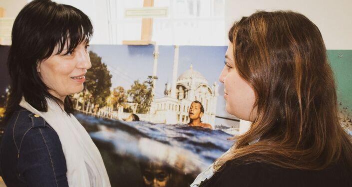 Moskova'daki üniversite öğrencileri Türk kültürü ile tanıştı