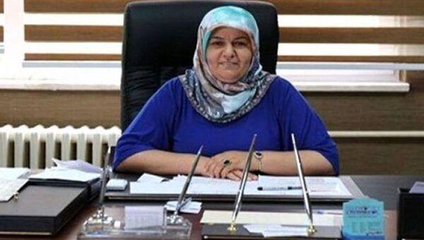 HDP'li Erciş Belediye Başkanı Yıldız Çetin  - Sputnik Türkiye