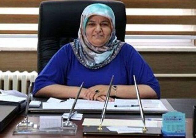HDP'li Erciş Belediye Başkanı Yıldız Çetin