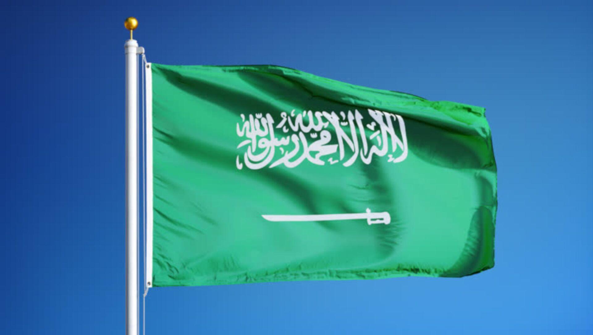 Suudi Arabistan bayrağı - Sputnik Türkiye, 1920, 21.04.2021