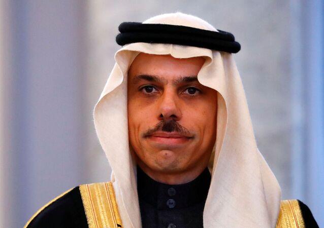 Suudi Arabistan Dışişleri Bakanı Faysal bin Ferhan bin Abdullah Al Suud