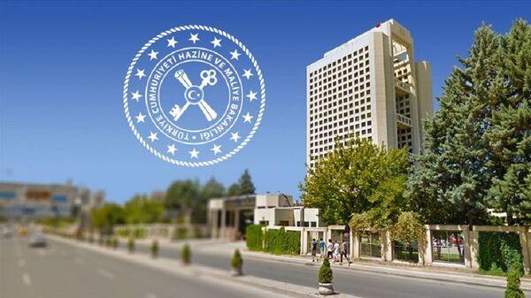 Hazine ve Maliye Bakanlığı - Sputnik Türkiye