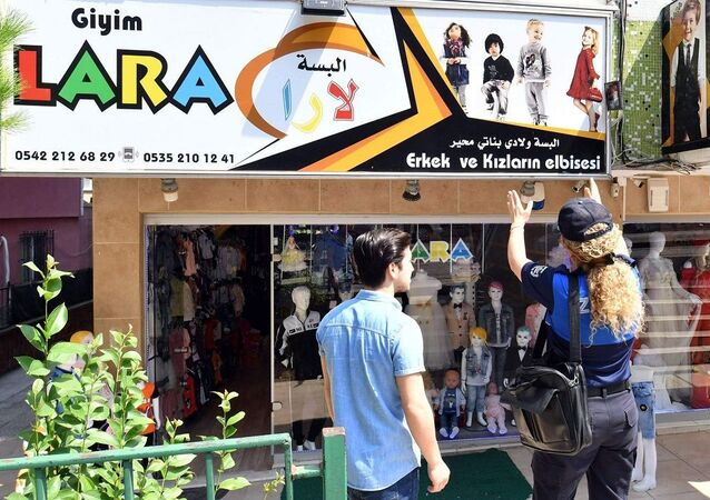 Bursa'daki Suriyeliler