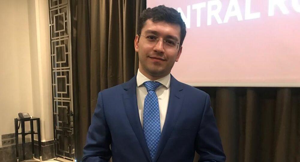 Rusya Merkez Federal Bölge Yatırım Konseyi Başkanı Artur Niyazmetov