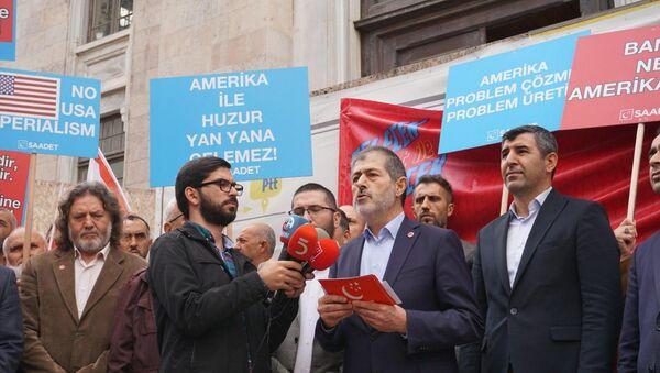 Abdullah Sevim - Sputnik Türkiye