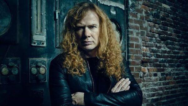Dave Mustaine - Sputnik Türkiye