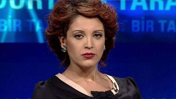 Nagehan Alçı - Sputnik Türkiye