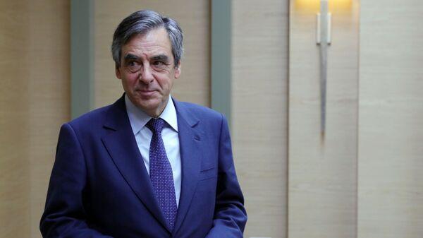 Eski Fransa Başbakanı François Fillon - Sputnik Türkiye