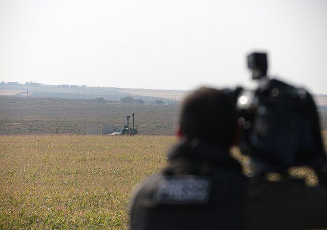 Türkiye-Rusya ortak devriyesi