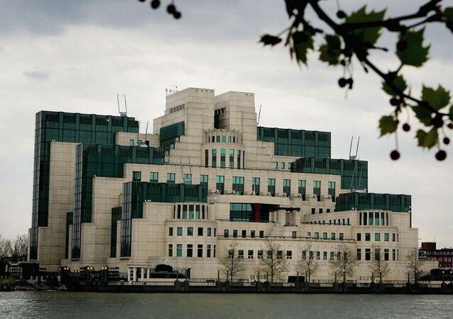İngiliz dış istihbarat teşkilatı MI6