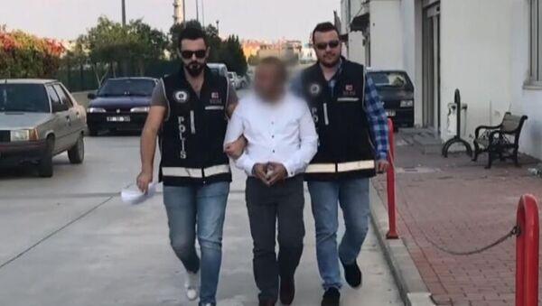 İlkokul mezunu sahte dişçi suçüstü yakalandı - Sputnik Türkiye