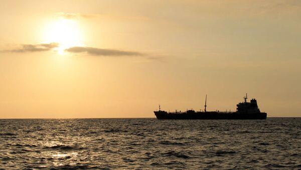 Rusya'da akaryakıt gemisi - Sputnik Türkiye