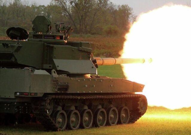 Griffin II tankı