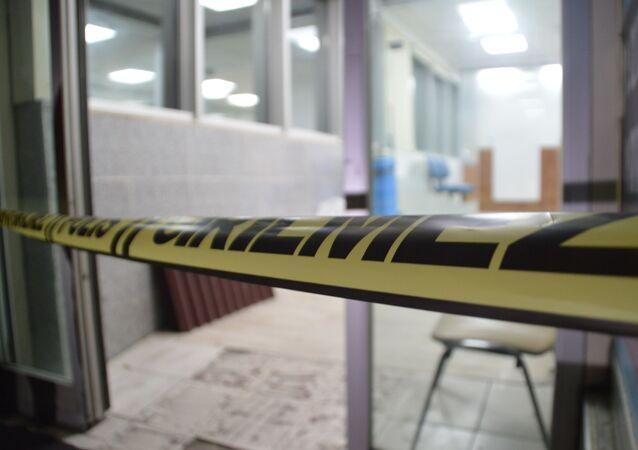 Avcılar'da erkek doktor, tartıştığı kadın doktoru silahla vurarak yaraladı