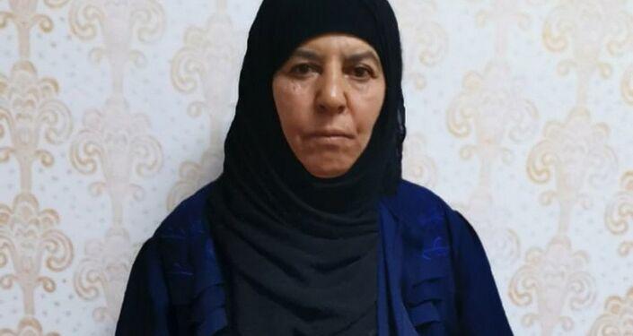 IŞİD'in öldürülen lideri Ebubekir el Bağdadi'nin kız kardeşi Resmiye Avad