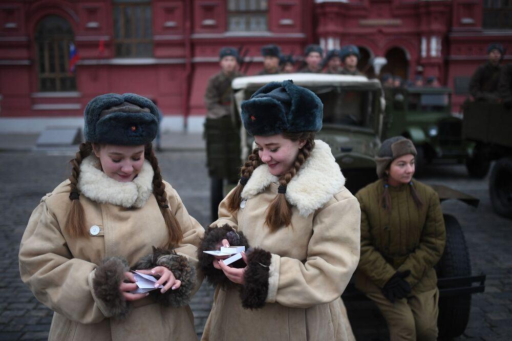 Bu tarihi yürüyüş, savaşın seyrini değiştiren olaylardan biri olarak  anılıyor.
