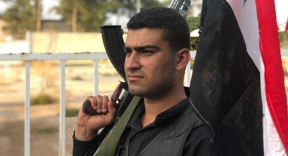 Suriye ordusu Kobani'de