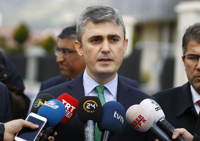 Cumhurbaşkanı Erdoğan'ın avukatı Hüseyin Aydın