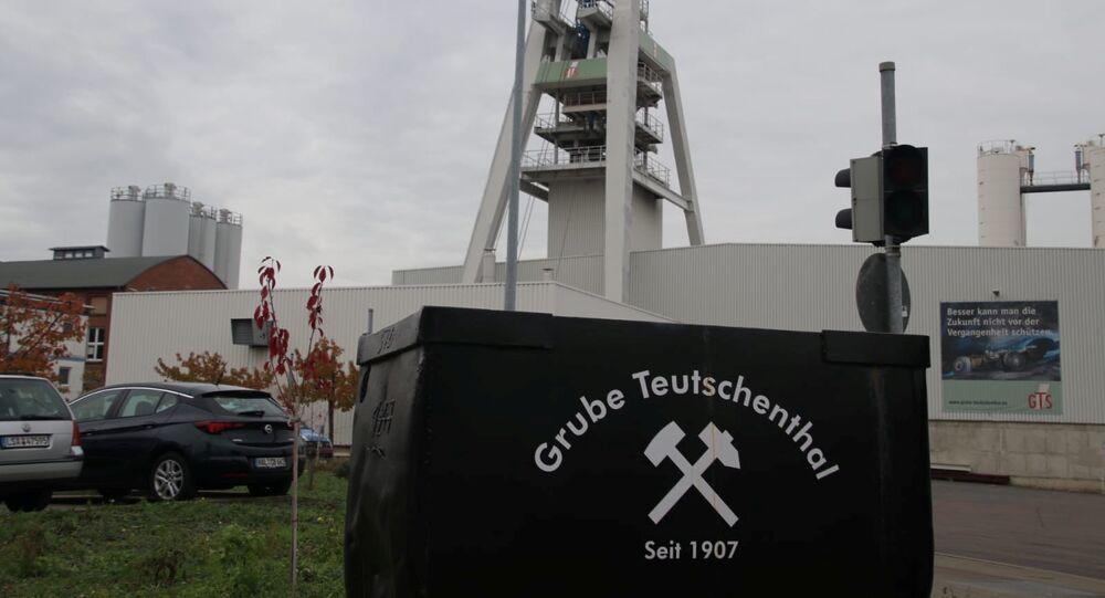 Teutschenthal madeni