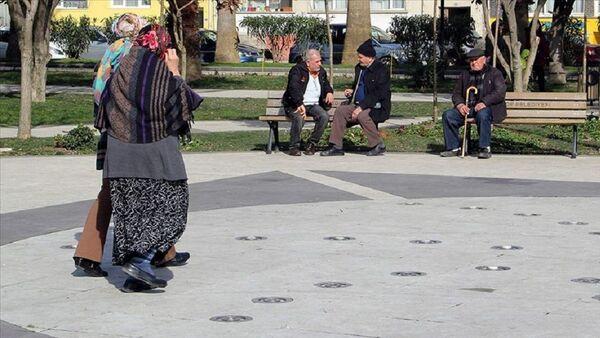 Yaşlı, Yaşlılık - Sputnik Türkiye