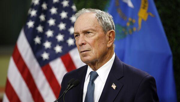 Michael Bloomberg - Sputnik Türkiye