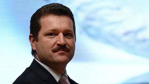 Ekrem Yeter - Sputnik Türkiye