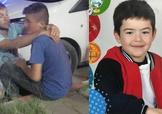 Bursa'da kardeşi Yunus Emre Akyol'u (9) öldürdükten sonra ilaçlama tankına attığı iddia edilen Ömer Faruk Akyol'un (17) tutuklu yargılanmasına başlandı.