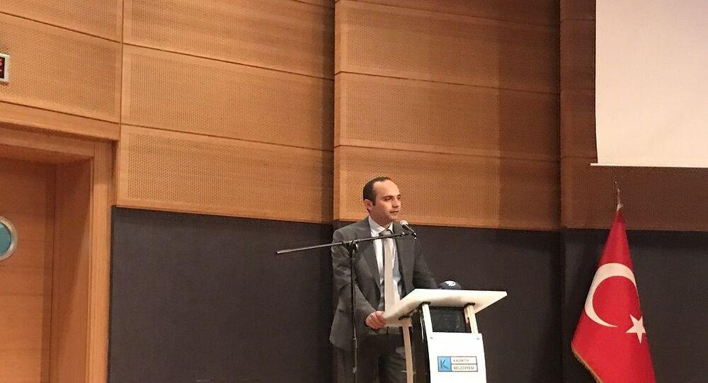 İBB Deprem Risk Yönetimi ve Kentsel İyileştirme Daire Başkanı Tayfun Kahraman