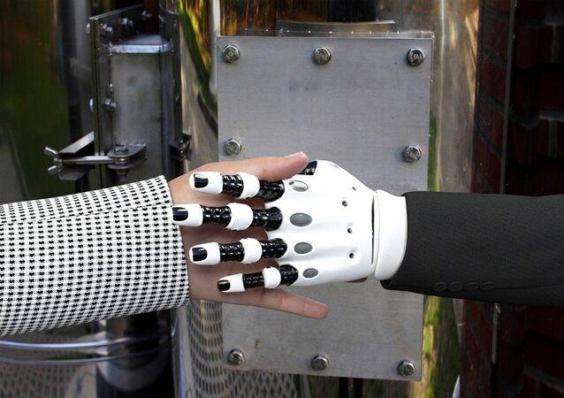yapay zeka - robot