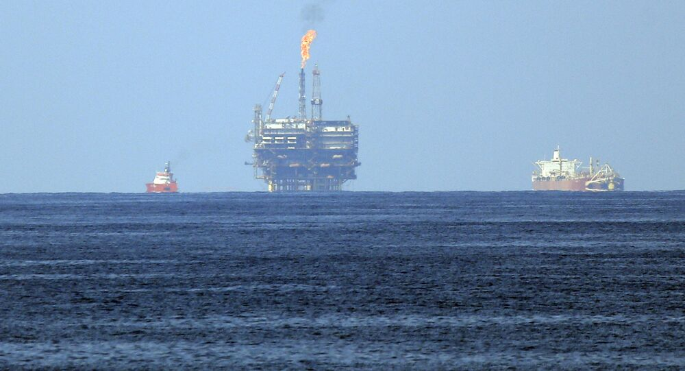 Mısır karasularında doğalgaz sahası