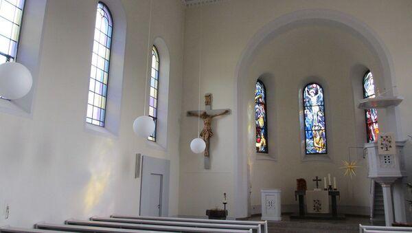 Almanya'da Evanjelik kilise - Sputnik Türkiye