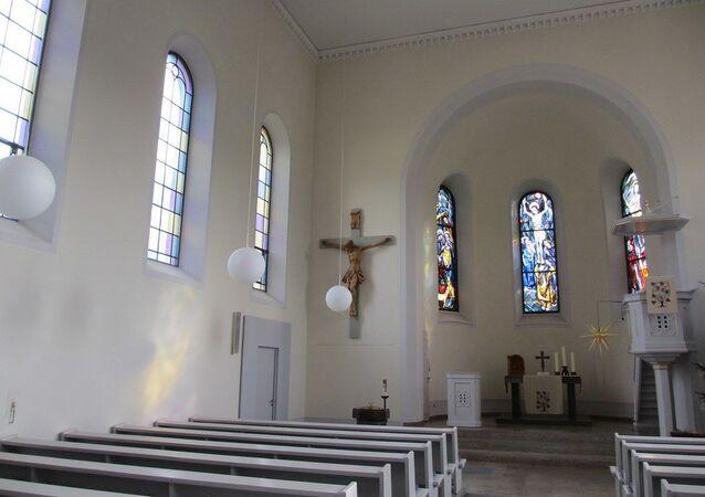 Almanya'da Evanjelik kilise