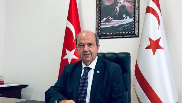 Ersin Tatar - Sputnik Türkiye