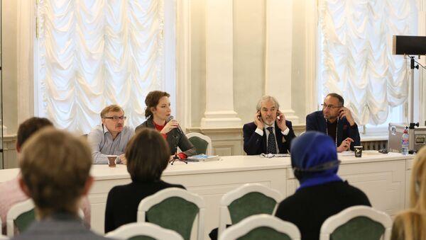 St.Petersburg Kültür Forumu - Sputnik Türkiye