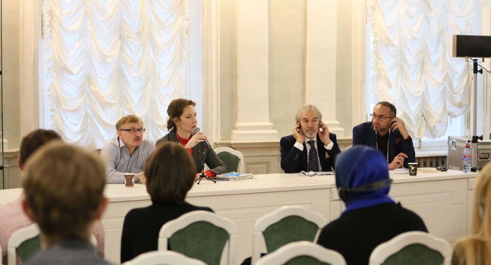 St.Petersburg Kültür Forumu