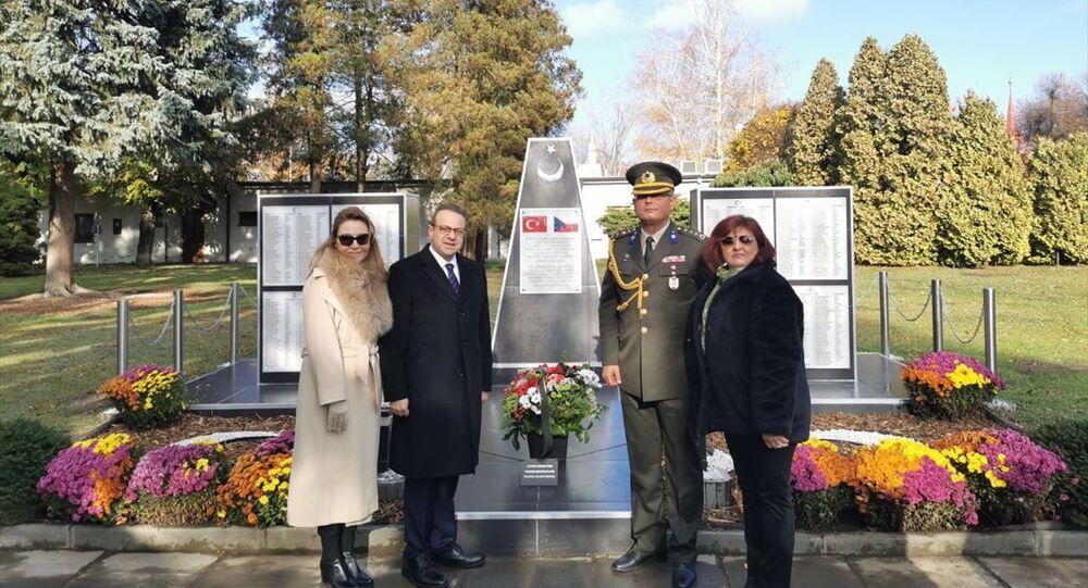 Eski Avrupa Birliği (AB) Bakanı Egemen Bağış, Türkiye'nin Prag Büyükelçisi olarak görevine başladı