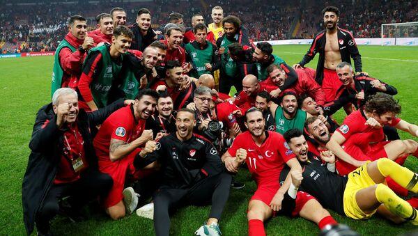 Türkiye A Milli Futbol Takımı - Sputnik Türkiye
