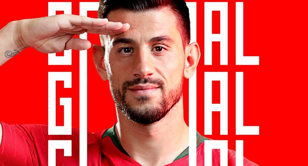 Portekiz Milli Takımı golü 'asker selamı'yla duyurdu