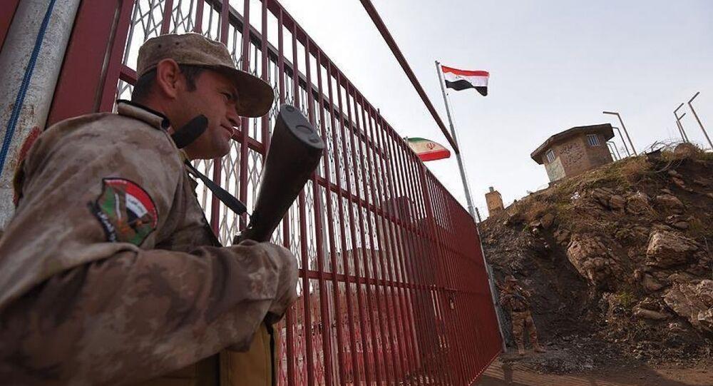 Irak - İran sınırı