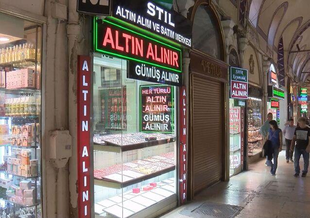 Kapalıçarşı'da 12 milyon TL'ye açık artırma ile satışa çıkarılan 9 metrekarelik dükkanın kime ait olduğu ortaya çıktı.