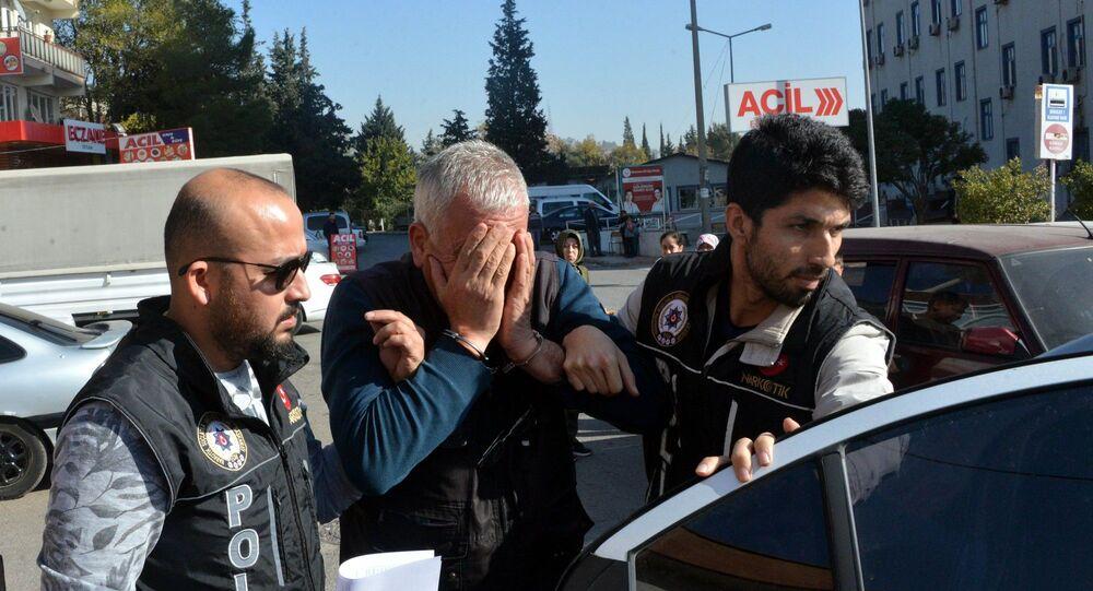 Kahramanmaraş'ta 'Pepe Ali' olarak bilinen 63 yaşındaki Mehmet Ali E.