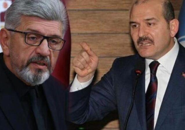 Saadet Partili Cihangir İslam ile İçişleri Bakanı Soylu