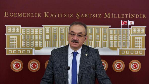 İsmail Tatlıoğlu - Sputnik Türkiye