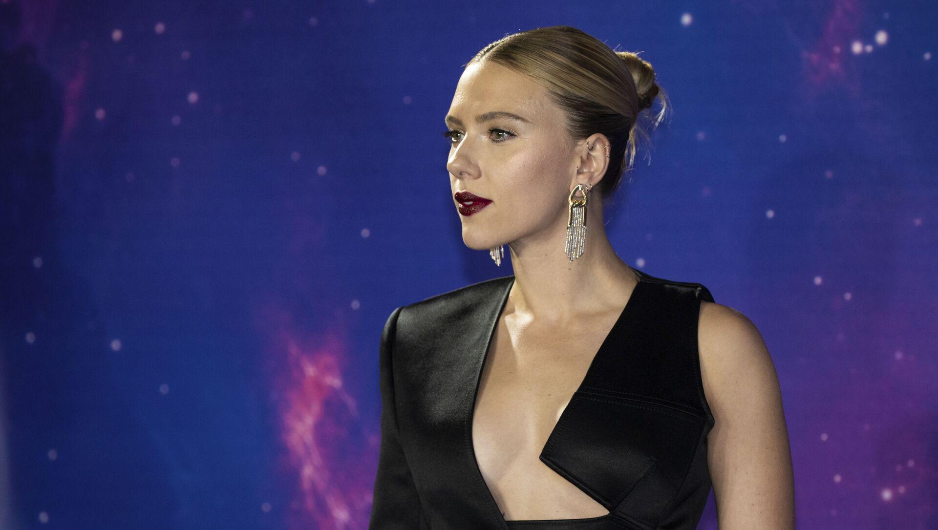 Scarlett Johansson, 35 yaşını kutluyor - Sputnik Türkiye, 1920, 30.07.2021