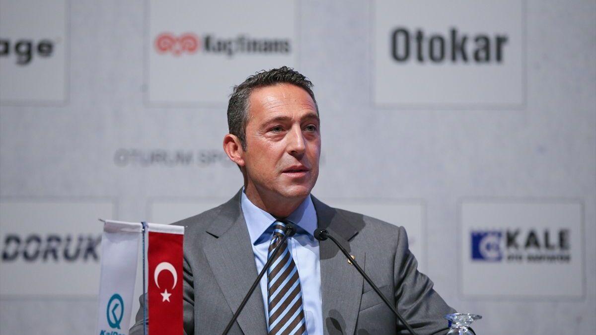 Ali Koç: Trabzonspor Sırtını Devlete Dayamış - Sputnik Türkiye