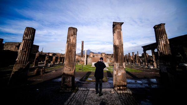 Pompeii antik kenti - Sputnik Türkiye