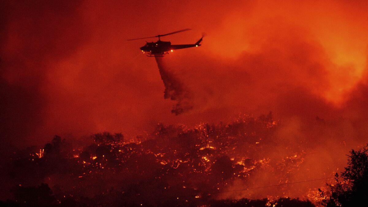 ABD'de aşırı sıcak ve orman yangını alarmı - Sputnik Türkiye